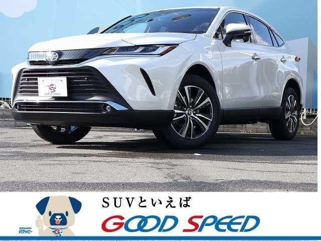 トヨタ G 新車未登録 衝突軽減 ディスプレイオーディオ LEDヘッド パワーバックドア ハーフレザーシート スマートキー レーンキープ 18インチアルミ 前後ドライブレコーダー