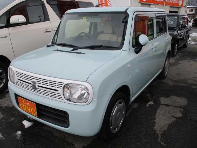 スズキ G 4WD/スマートキー/シートヒーター