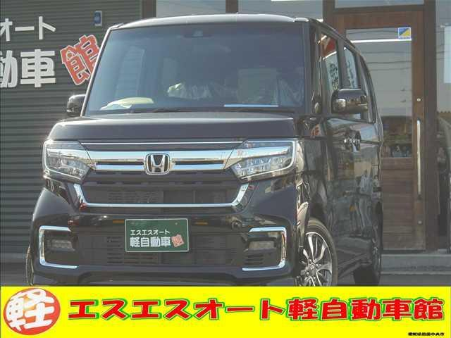 ホンダ カスタム L Honda SENSING 届出済未使用車