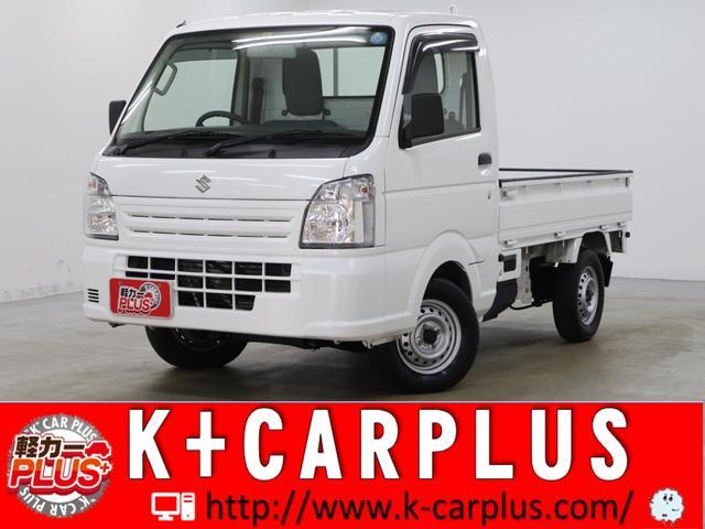 KCエアコン・パワステ パートタイム4WD 5速MT パワステ ABS(1枚目)