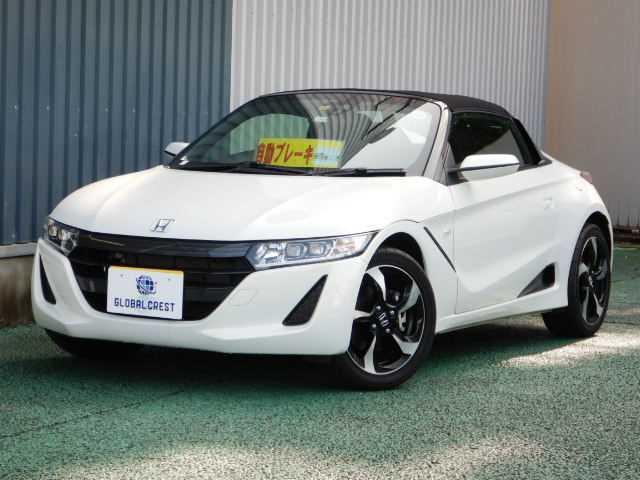「ホンダ」「S660」「オープンカー」「熊本県」の中古車
