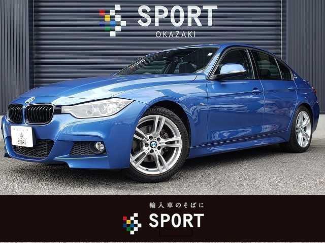 BMW 320d M Sport 純正ナビTV Bカメラ パワーシート シートメモリー ミラー型ETC Bluetooth DVD CD パドルシフト 純正アルミホイール HIDヘッドライト