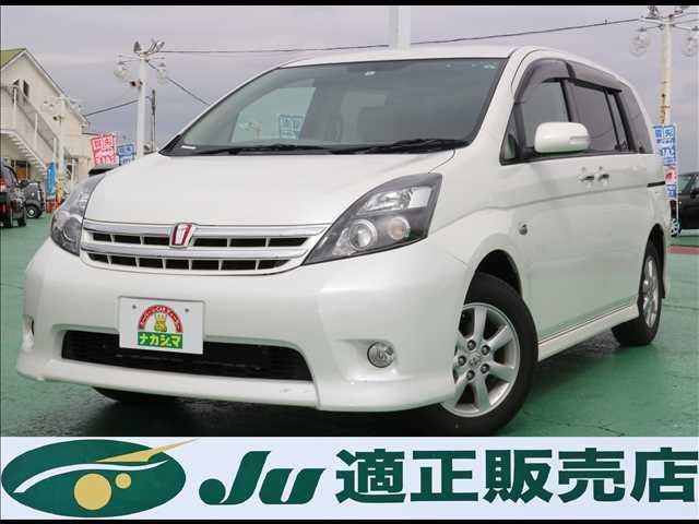 トヨタ PLATANA Limited 両側パワースライドドア/ETC/HID