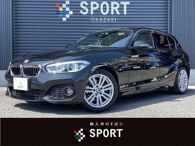 BMW 118d MSport 後期 インテリセーフ 純正ナビ Bカメラ オートクルーズコントロール LEDヘッドライト オートライト DVD CD Bluetooth ETC