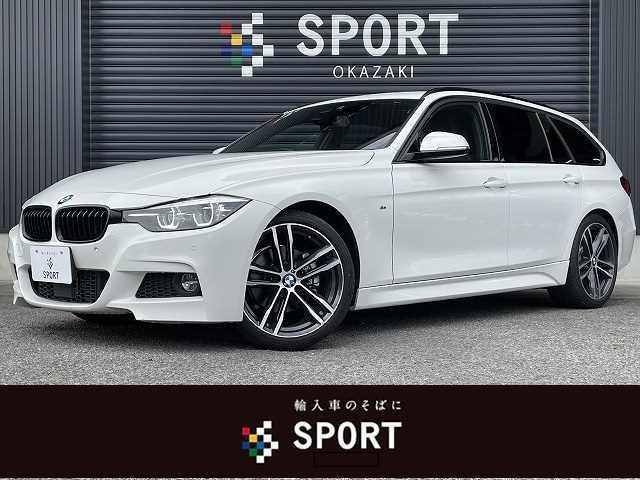 BMW 320d M Sport エディションシャドー インテリセーフ アクティブクルコン 黒革 パワーバックドア  シートヒーター・メモリー 純正HDDナビ バックカメラ LEDヘッドライト