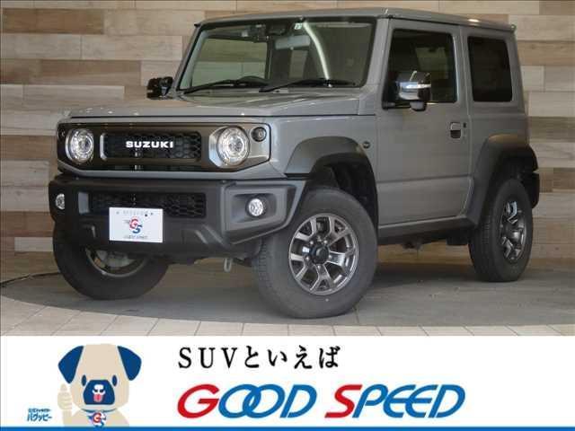 スズキ ジムニーシエラ JC SDTV セーフティサポート クルーズコントロール ETC スマートキー シートヒーター 純正AW 5MT 4WD ユーザー買取車