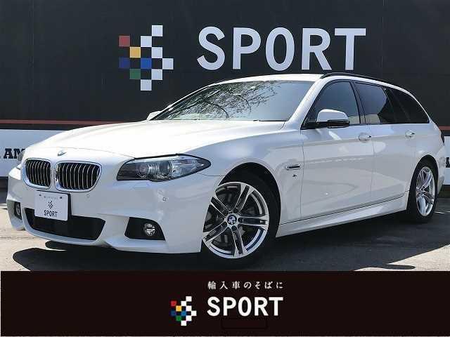 BMW 523d M Sport ACC インテリセーフ 純正ナビ
