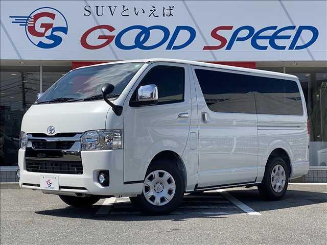 トヨタ スーパーGL ダークプライムII 新車未登録車 Dゼル車 デジタルインナー 両側電動スライド 全周囲カメラ クリアランスソナー LDA