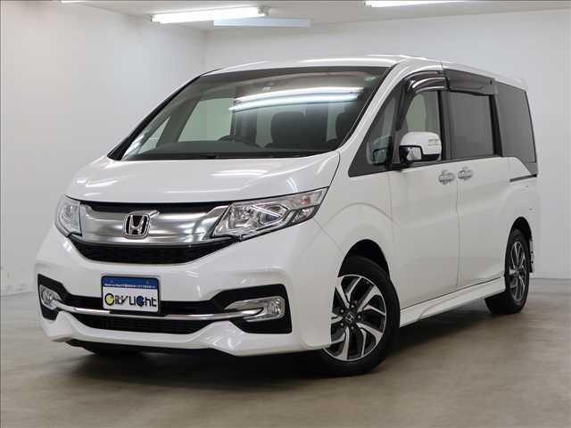 ホンダ SPADA Honda SENSING