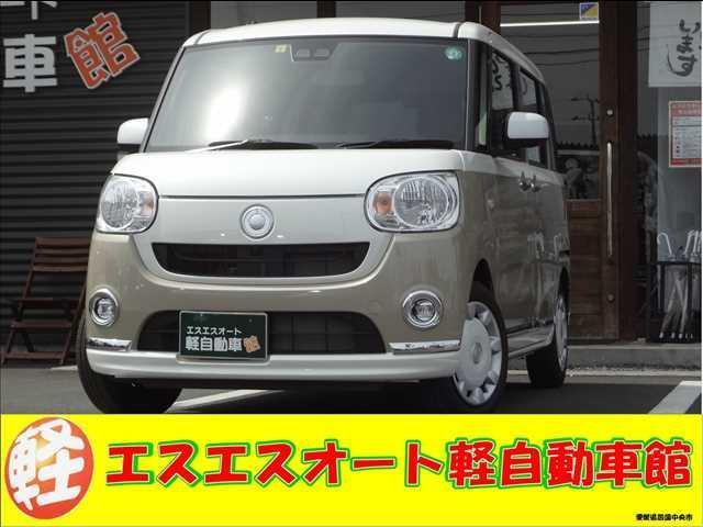 """ダイハツ X """"ブラックインテリアリミテッドSAIII"""" ちょい乗りカー"""