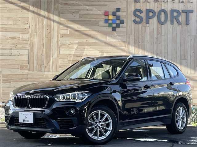 BMW sDrive 18i ワンオーナー シートヒーター ハーフレザーシート 純正HDDナビ Bカメラ クリアナンスソナー パワーバックドア インテリジェントセーフティー ETC 純正17インチアルミホイール LEDヘッドライト