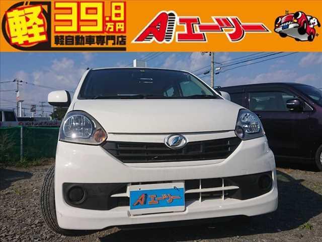 """ダイハツ L """"SA"""" CDオーディオ エコアイドル キーレス"""