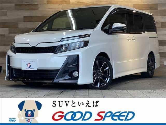 トヨタ ヴォクシー ZS GS BIGX11型ナビTV バックカメラ フリップダウンモニター 両側電動ドア Bluetooth セーフティセンス ETC スマートキー LEDヘッド 7人