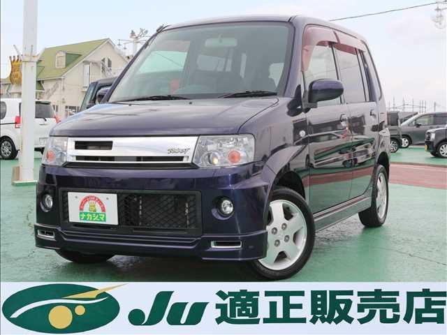 三菱 ROADEST T インタークーラーターボ/4速オートマ/HIDヘッドライト/禁煙車