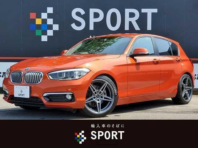 BMW 1シリーズ 118i Style インテリセーフ クルコン LEDヘッド AW