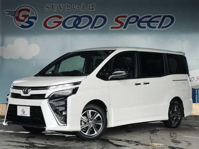 トヨタ ZS 煌III 新車未登録 両側電動スライド 7人乗り クリアランスソナー クルコン セーフティセンス Wエアコン