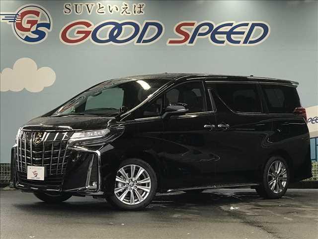 トヨタ 2.5S タイプゴールド サンルーフ 両側電動ドア 電動リアゲート レーダークルーズ バックカメラ AC100V 三眼LEDヘッドライト