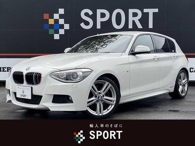 BMW 1シリーズ 116i M Sport 純正ナビ バックカメラ ワンオーナー AW HIDヘッドライト ETC ニューアイドライブ