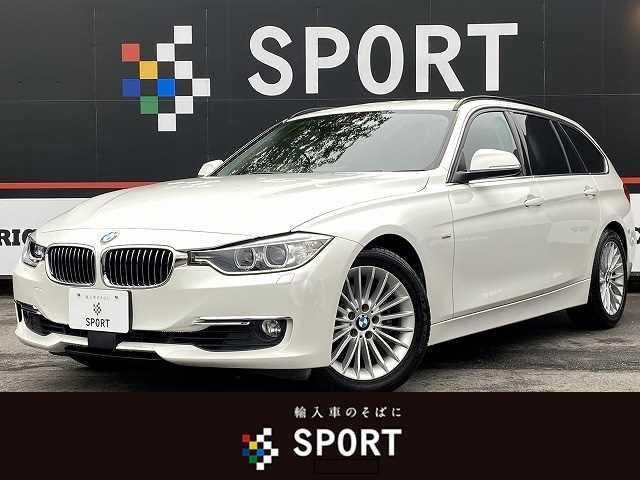 BMW 3シリーズ 320iツーリング ラグジュアリー 1オーナー アクティブクルーズコントロ-ル インテリジェントセーフティ 純正ナビ バックカメラ スマートキー プッシュスタート