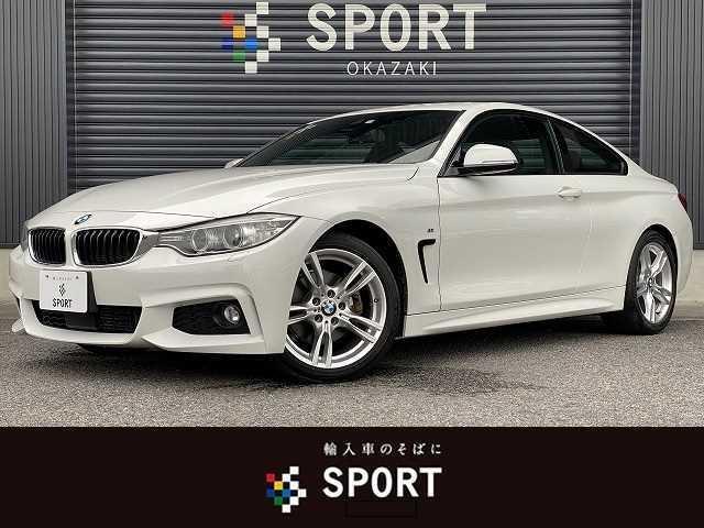 BMW 420i M Sport 純正HDDナビ バックカメラ Bluetoothオーディオ ACC メモリー付きパワーシート コンフォートアクセス ETC パドルシフト キセノンヘッドライト アイドリングストップ クリアランスソナー
