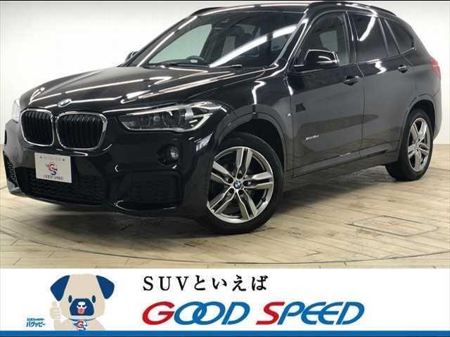 BMW X1 xDrive 18d M Sport 4WD メーカーナビ バックカメラ パワーバックドア クリアランスソナー 純正18インチAW ディーゼル