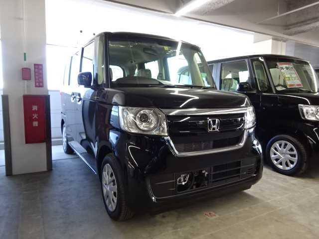 N−BOX(ホンダ) G・L Honda SENSING 届出済未使用車 中古車画像