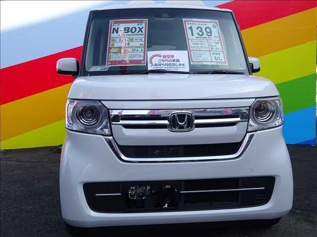 N−BOX(ホンダ) L 届出済未使用車 中古車画像