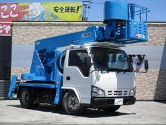 エルフトラックアイチ12M高所作業車