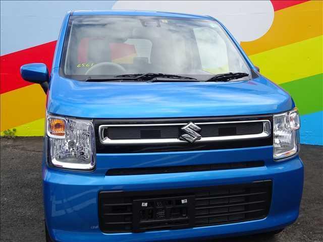 スズキ ワゴンR HYBRID FX CDプレーヤー装着車 ベージュ内装