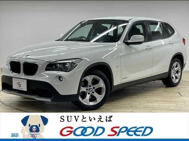 BMW X1 sDrive18i メーカーナビ HIDヘッドライト アドバンスドキー ETC プッシュスタート フォグライト