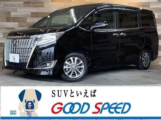 トヨタ Gi 7人 8型ナビTV バックカメラ 両側電動ドア 黒革 シートヒーター クルーズコントロール コーナーセンサー LEDヘッド スマートキー セーフティセンス 7人