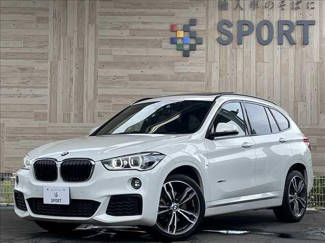 BMW X1 xDrive18d M Sport 4WD  サンルーフ パワーバックドア シートヒーター クルーズコントロール バックカメラ ETC