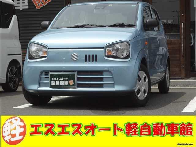 スズキ アルト L CDプレーヤー付 スズキセーフティサポート装着車 ちょい乗りカー