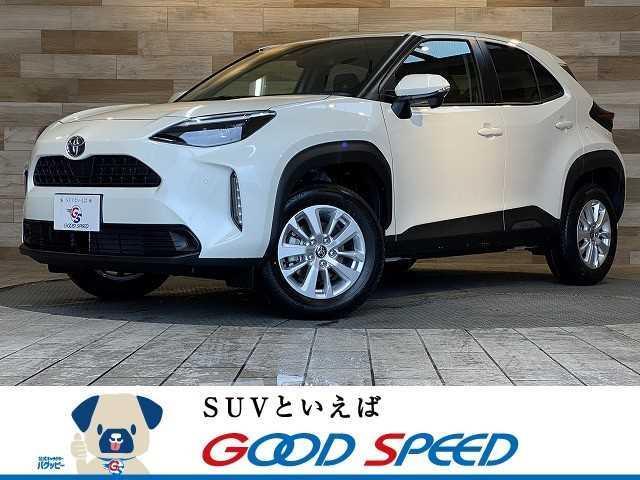 トヨタ G 新車未登録 ディスプレイオーディオ バックカメラ クリアランスソナー レーダークルーズ スマートキー LEDヘッド