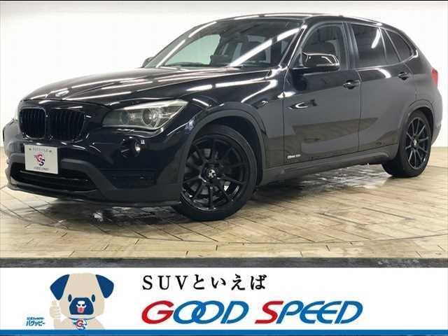 BMW X1 sDrive18i Sport カロッツェリアHDDナビ フルセグTV Bluetooth バックカメラ プッシュスタート アドバンスドキー ウインカーミラー 18インチAW