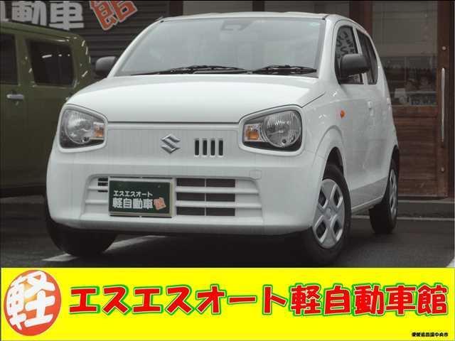 スズキ L CDプレーヤー付 スズキセーフティサポート装着車 届出済未使用車