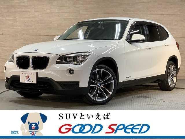BMW X1 sDrive 18i スポーツ ETC 純正アルミ 純正ナビ コンフォートアクセス バックカメラ HIDヘッドライト