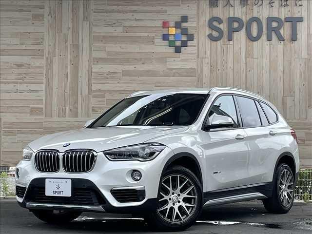 BMW xDrive 20i xLine 4WD  シートヒーター パワーバックドア シートメモリ 本革シート 純正ナビ バックカメラ