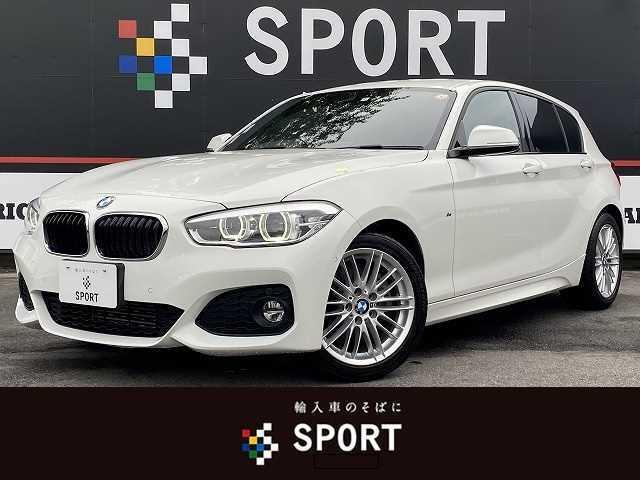 BMW 1シリーズ 118d Mスポーツ コンフォートパッケージ スマートキー シートヒーター メーカー純正ナビ バックモニター クリアランスソナー デジタルメーター クルーズコントロール