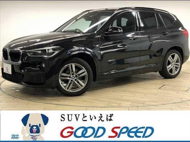 BMW X1 xDrive 18d Mスポーツ 4WD メーカーマルチナビ バックカメラ ETC 純正18インチAW HIDヘッドライト フォグライト アドバンスドキー プッシュスタート パワーバックドア