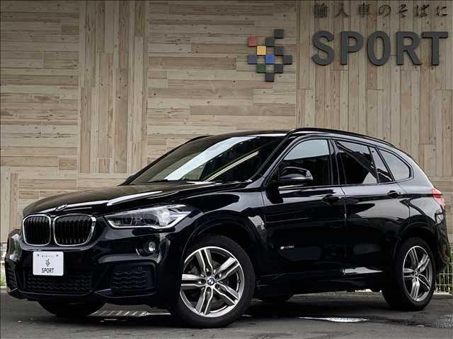 BMW sDrive18i M Sport ワンオーナー パワーバックドア 地デジTV バックカメラ ビルトインETC オートライト