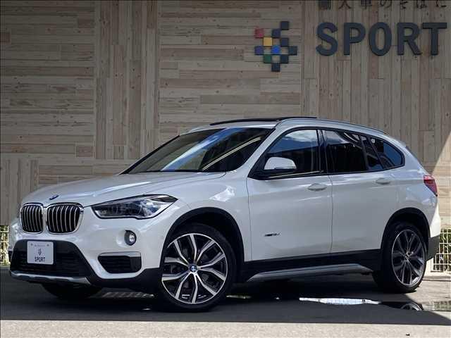 BMW xDrive18d xLine ワンオーナー 茶革シート サンルーフ 純正HDDナビ パワーシート シートメモリー機能付きパワーシート ミラー1体型ETC車載器 レザーシート 純正AW パワーバックドア ドライブレコーダー