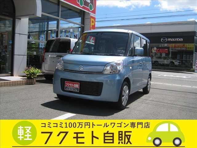 スズキ X 追突軽減ブレーキ・ナビ・Bluetooth/ETC付