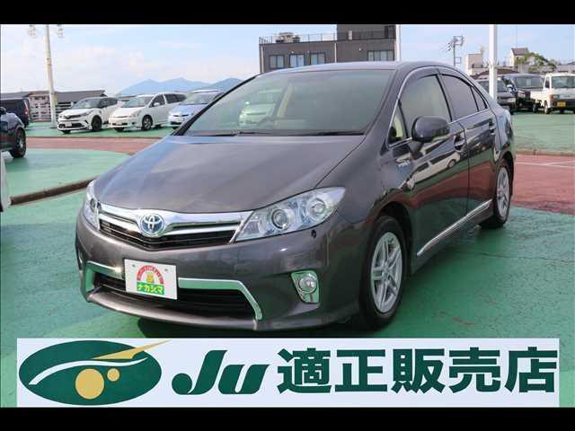 トヨタ S HDDナビ・フルセグTV・ETC