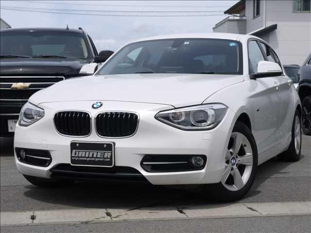 BMW 1シリーズ 116i RHD