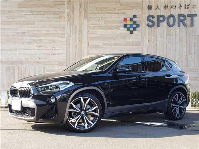 BMW xDrive 20i M Sport X ワンオーナー レーダークルコン 4WD アクティブクルーズコントロール インテリジェントセーフティ 純正HDDナビ バックカメラ ヘッドアップディスプレイ LEDヘッドライト
