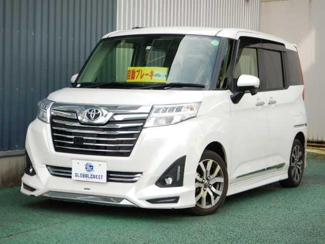 トヨタ 1.0カスタムG-T 9インチナビ/TV フリップD モデリ