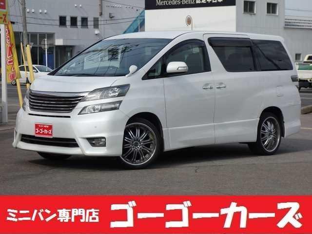 トヨタ 2.4 Z 7人 4WD 両側電動スライドドア HDDナビ フルセグTV Bluetooth フリップダウンモニター ETC HID タイミングチェーン