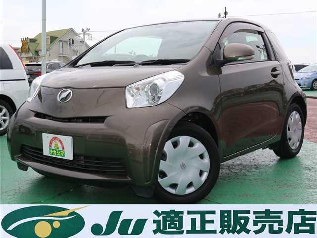 トヨタ iQ 100G 修復歴無し/CD/スマートキー/禁煙車