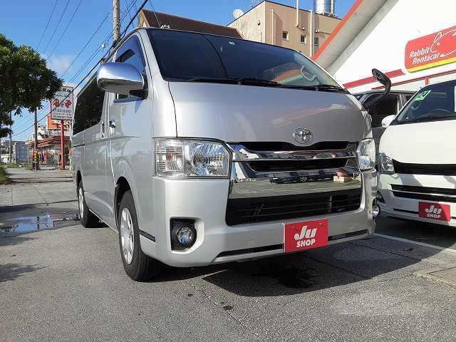 沖縄県の中古車ならレジアスエースバン 5ドア 標準ルーフ 標準フロア 2/5人 スーパーGL